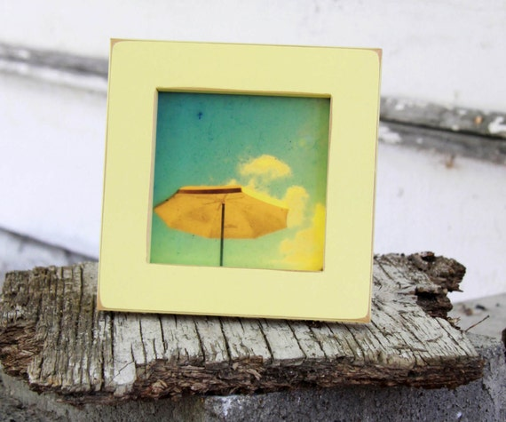 """4x4 Gallery 1"""" picture frame - Daffodil"""