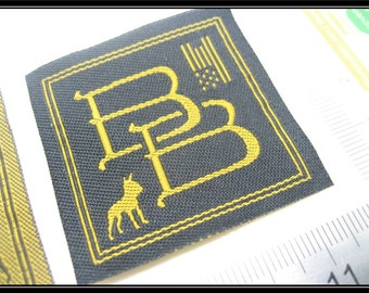 600 custom clothing label, woven labels , clothing label tags