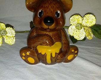 honey bear pot