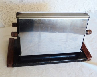 Vintage Flipside Electric Toaster