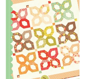 Clovers & Jam Pattern by Joanna Figueroa of Fig Tree Quilts