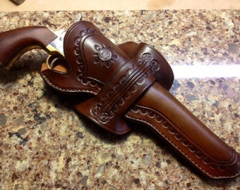 West Texas Style Holster.