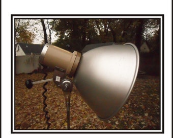 A Second Photogenic Studiomaster ll Photography Lamp Housing