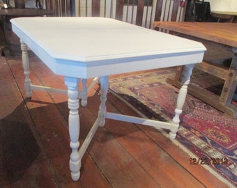 1930,s painted dinning table