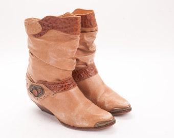 Ankle Boot 9-1/2B  1980's style