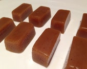 Holiday Flavored Gourmet Handmade Caramels