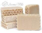 Honey Coconut handmade natural soap Cold process