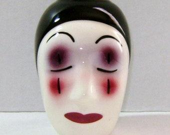 Harlequin  Single Candle Holder