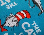 The CAT in the HAT  * Dr. Seuss * Red, White & Blue * Robert Kaufman * Children * Kids
