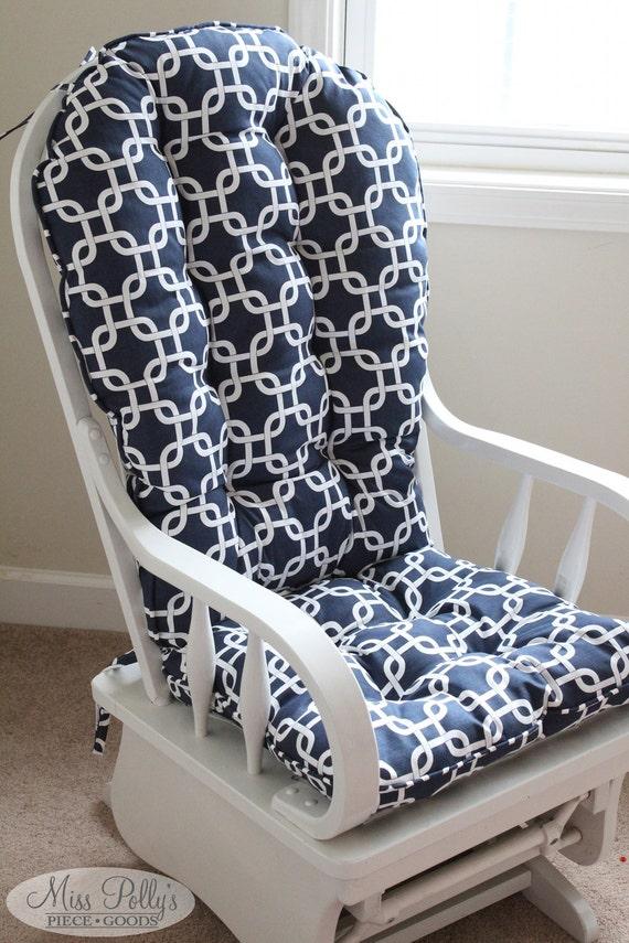 Superieur Glider Cushions/Rocker Cushions/ Rocking Chair Cushions/