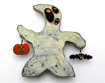 Ghost, Halloween, Bat, Pumpkin, Trick or Treat, Fall Finds, Primitive Halloween, Halloween Trends, Fall Trends, Halloween Finds, Ghoul