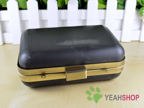 Rectangle Dressing Case Purse Frame - Rectangle Opening - 13.5cm x 9cm (PDC2)