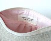 Personalized Interior Label - Custom Message