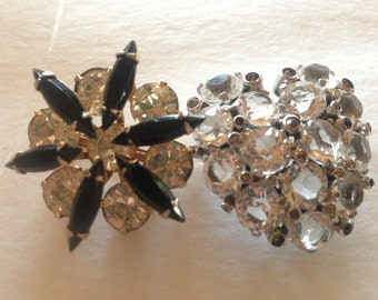 Spectacular Rhinestone Brooches lot 34