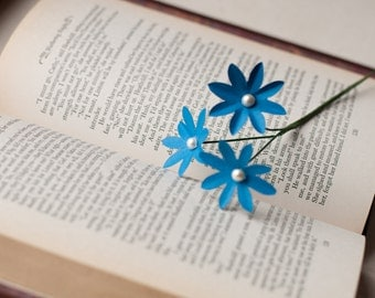 Paper Forget Me Not Flower