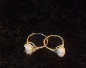 High Molar Ring (made in your size)