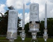Black Diamond................ Unity and Memorial candle set