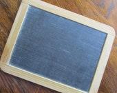 Chalkboard - Slate - Children's Slate - School Slate - One Room Schoolhouse
