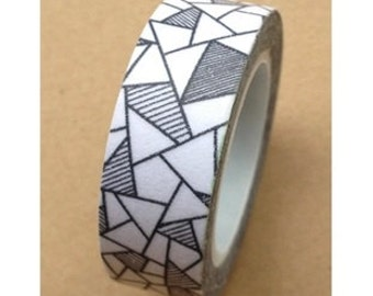 Pattern Washi Tape (10M)