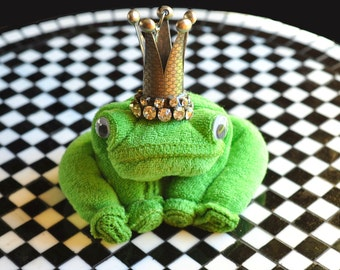 Baby Washcloth Frog, WashAgami ™, PDF and Instructional Video