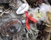 Voodoo Bottle - pagan hoodoo voodoo witchcraft halloween day of dead spooky