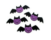 Vampire bat die cuts - 4 dies - you choose your colors and size (C7)