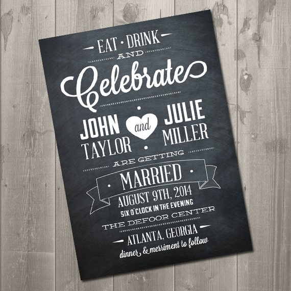Casual Wedding Invitation Wording as luxury invitations template