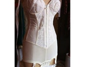 Vintage Corset and Girdle Combo from Warners