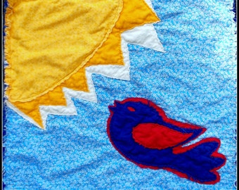 Sunshine on Little Bird Quilt Pattern