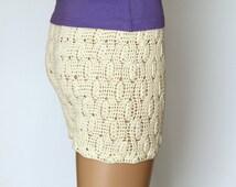Crochet shorts pattern PDF Tutorial Pattern, Shorts  pattern Girls shorts pattern Pants pattern Lace shorts pattern summer shorts