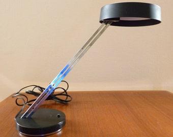 Rare mid century Modern LIGHTOLIER TABLE LAMP lighting