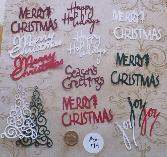 Phrases Christmas Christmas Words / Phrases