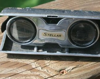 Stellar Opera Sport Glasses, Vintage 1960s