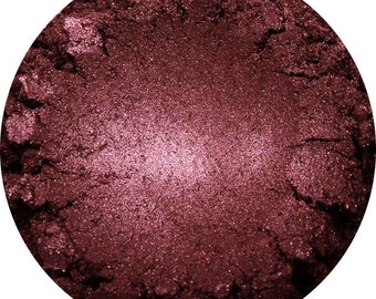 Glitter Gore - Red Eyeshadow 10g sifter jar loose shimmer eyeshadow makeup