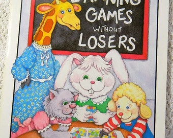 Learning Games Without Losers - By Sarah Liu - 1985 - Softcover Book