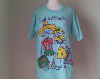 80s South of the Border Tshirt