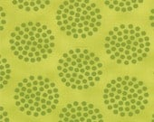 Bobbins and Bits Fabric Collection - Willow Springs Dots in Circles 43022-25 - 1 Yard