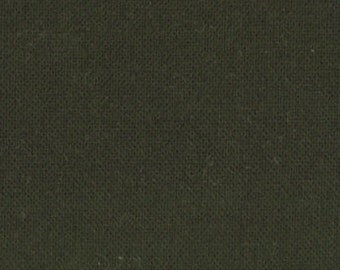 Washed Black 9900 118 Bella Solid Fabric Collection by Moda Fabrics - 1 yard