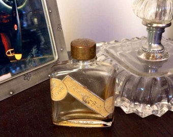 Vintage Hove Casamiro Perfume Bottle