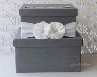 Wedding Card Box Money Wishing Well Custom