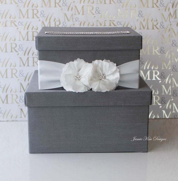 Wedding Card Box Money Box Wishing Well Custom Card Box