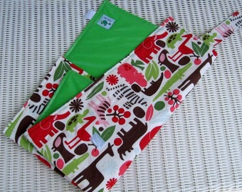 CUSTOM Baby Waterproof Changing Pad