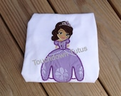 Sofia The First personalized top tutu available, as well.
