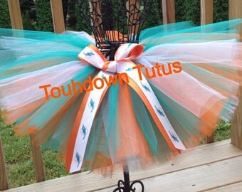 Miami dolphins inspired Tutu - or pick your team