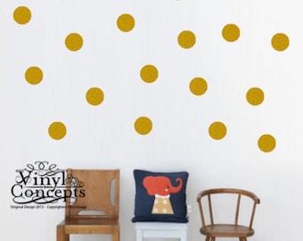 21 Circles - Vinyl Wall Art