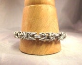 Chainmaille Byzantine Bracelet