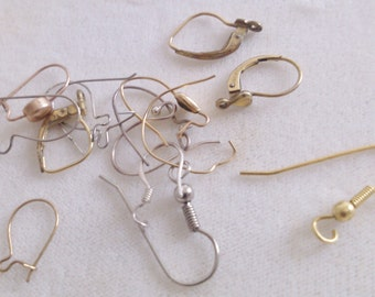 Unmatched Earring Wires
