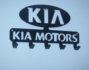 Key Rack KIA Metal Art