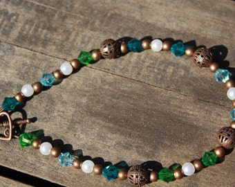 Copper Harmony Bracelet