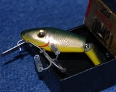 1950's L & S Mirrolure Vintage fishing lure in box from Clearwater Florida